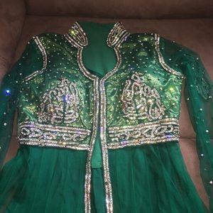 Dresses & Skirts - Anarkali dress Bollywood style